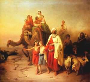 Abraham's Journey from Ur to Canaan