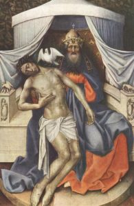 The Mourning Trinity (Throne Of God)