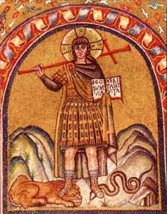 Christus Victor, the Warrior Christ