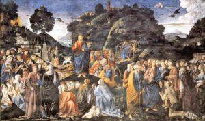 The Sermon on the Plain