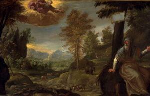 The Lord Commands the Prophet Elijah